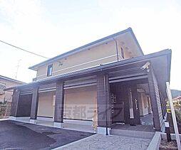 京都府京都市左京区岩倉中在地町の賃貸アパートの外観