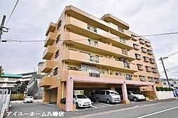 ダイアパレスアグール青山(分譲賃貸)[6階]の外観