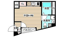 ウィステリア野田2番館[3階]の間取り