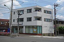プラザ貫井[201号室]の外観