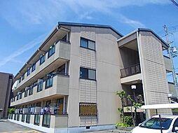 ガーデンコート大喜[3階]の外観
