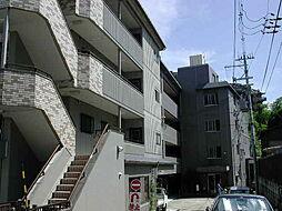 ハイツ木田[1階]の外観