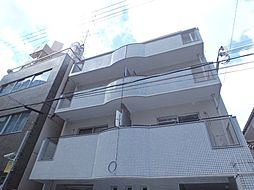 多田マンション[30B号室]の外観