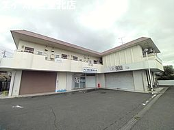 三重県桑名市桜通の賃貸アパートの外観