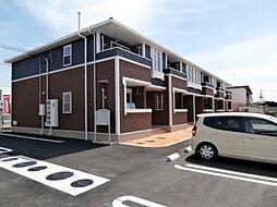 和歌山県和歌山市狐島の賃貸アパートの外観