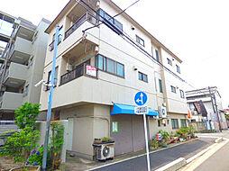上青木コレクションハウス[3階]の外観