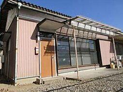 埼玉県春日部市小渕の賃貸アパートの外観
