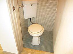 コーポアジマのトイレ