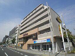 兵庫県芦屋市楠町の賃貸マンションの外観