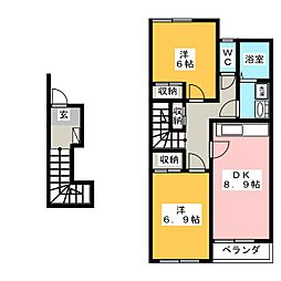 美濃太田駅 6.1万円