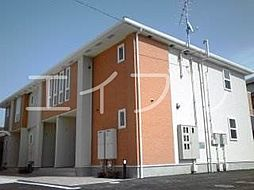 プレミール ヴィラ B[2階]の外観