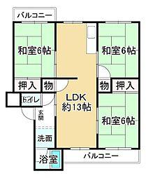 栂・美木多駅 540万円