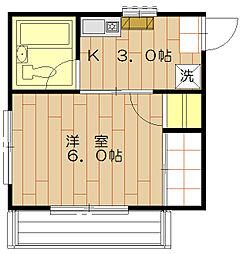 TMハシモト[1階]の間取り
