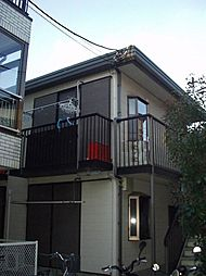 神奈川県横浜市保土ケ谷区仏向町の賃貸アパートの外観