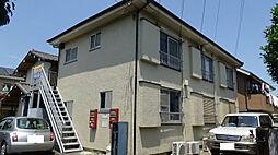 東京都八王子市散田町4丁目の賃貸アパートの外観