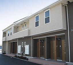 千葉県船橋市二和西3丁目の賃貸アパートの外観