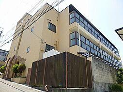 スカイキャンパス旭ヶ丘[3階]の外観