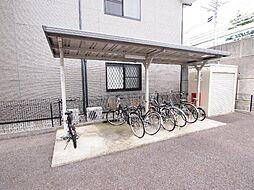 岐阜県美濃加茂市田島町3丁目の賃貸マンションの外観