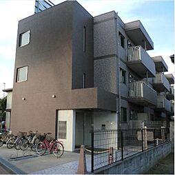 神奈川県藤沢市羽鳥1丁目の賃貸マンションの外観