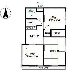 荒木駅 3.0万円