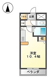 ファンタジア21[2階]の間取り