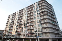 広島県広島市西区己斐本町の賃貸マンションの外観