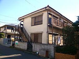 契約金32400円、フレンドハイツ[2階]の外観