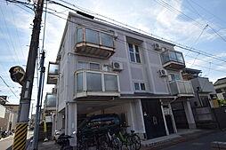 松原マンションカワ[201・202号室]の外観