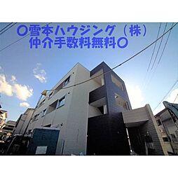 Steady稲田本町[203号室]の外観