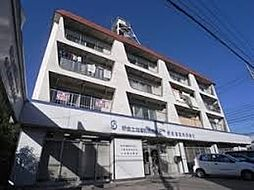 愛知県名古屋市中川区高杉町の賃貸マンションの外観
