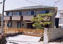 宮城県仙台市青葉区新坂町の賃貸アパートの外観