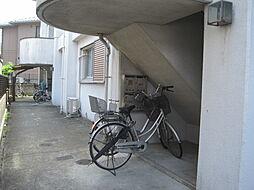 コーポフローラ[1階]の外観