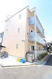 東京都足立区西伊興3丁目の賃貸マンションの外観