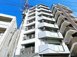 神奈川県横浜市戸塚区品濃町の賃貸マンションの外観