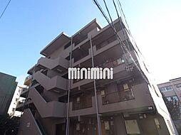 幸川マンション南館[3階]の外観