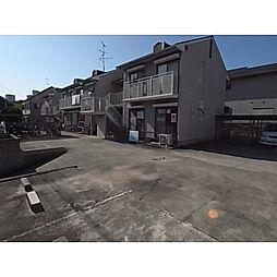 奈良県奈良市朱雀5丁目の賃貸アパートの外観