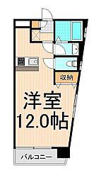 エバー綾瀬II[3階]の間取り