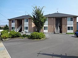 シャーメゾンK&M A棟[2階]の外観
