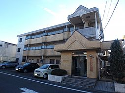 千成マンション[1階]の外観
