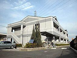 アフロート太田[2階]の外観