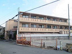 メゾンドールヤマヒデ参番館[1階]の外観