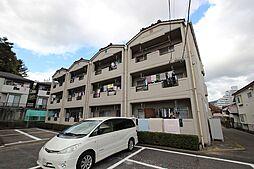 コーポ川本[201号室]の外観