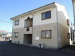 静岡県富士市川成島の賃貸アパートの外観