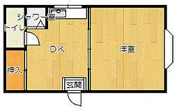 [タウンハウス] 大阪府守口市西郷通1丁目 の賃貸【/】の間取り