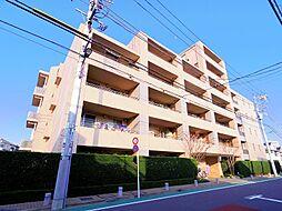 東京都練馬区石神井町8丁目の賃貸マンションの外観