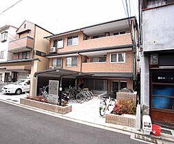 京都府京都市上京区猪熊通下立売上る荒神町の賃貸マンションの外観