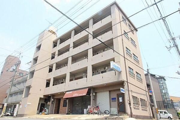 メゾンマツヨシ 3階の賃貸【京都府 / 京都市伏見区】