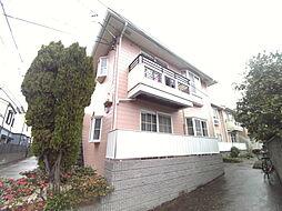 兵庫県神戸市東灘区魚崎北町7丁目の賃貸アパートの外観