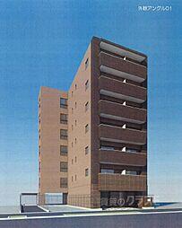 ベラジオ京都烏丸十条[4階]の外観
