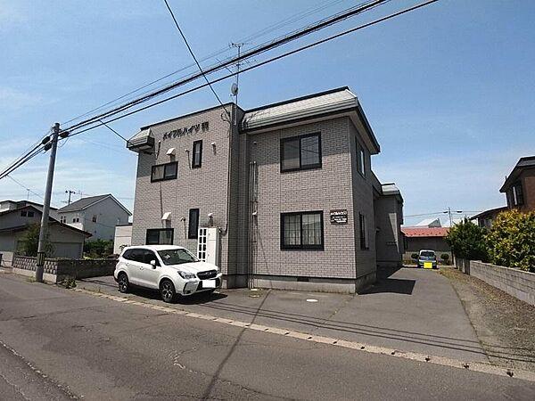 メイプルハイツ55 2階の賃貸【青森県 / 弘前市】